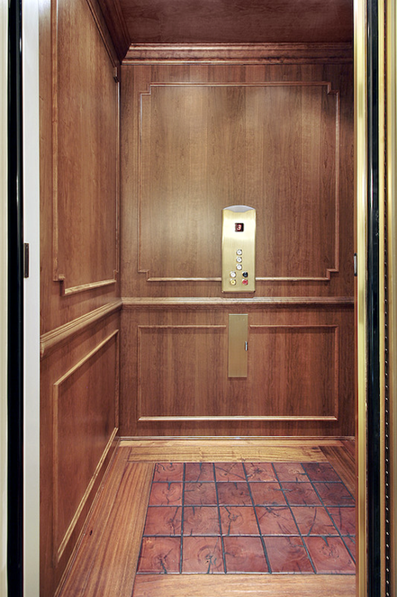 Lake Oswego Oregon Home Elevator Installation