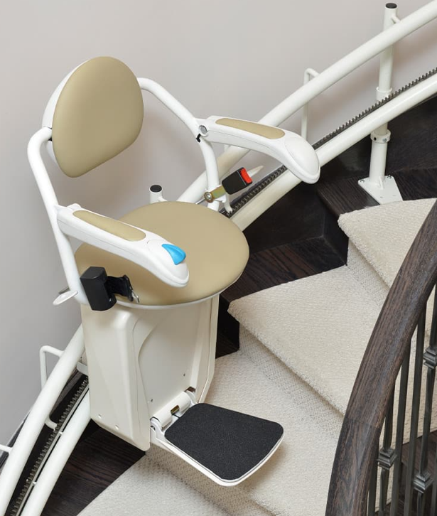 Commercial Stairlift Installation Bend